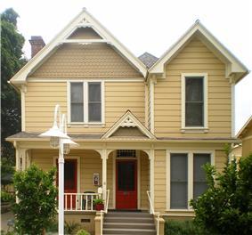 Pisgah Home Historic District