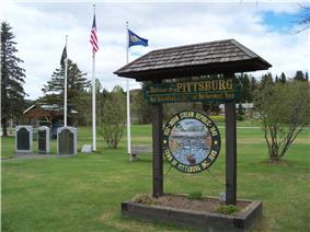 Park in Pittsburg