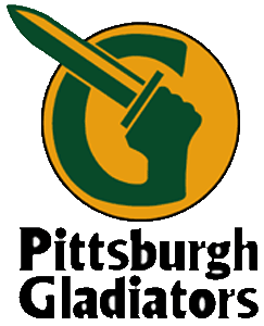 Pittsburgh Gladiators Logo