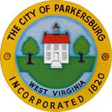 Official seal of City of Parkersburg