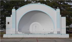 Athletic Park Band Shell