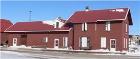 Fremont, Elkhorn and Missouri Valley Railroad Depot