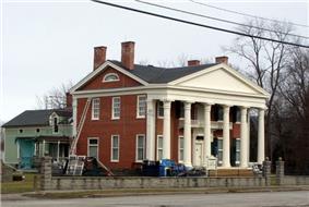Platt-Cady Mansion
