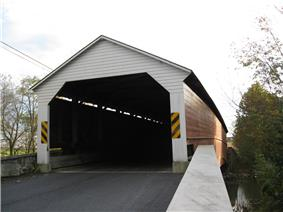 Pleasantville Bridge