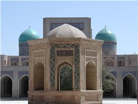 Po-i-Kalyan, Bukhara