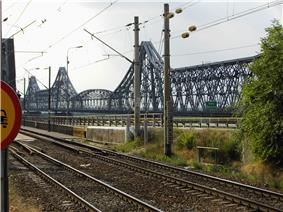 Anghel Saligny Bridge