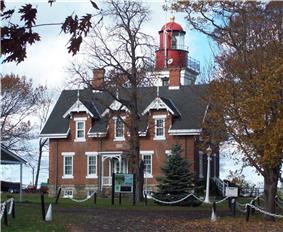 Point Gratiot Lighthouse Complex