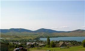 Polson and Flathead Lake