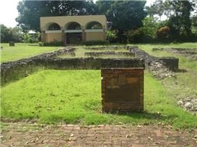 Ruins of Ponce de Leon House