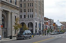 Pontiac Commercial Historic District