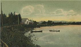 Pontook Reservoir in 1908