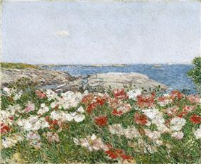 Poppies on the Isles of Shoals, Childe Hassam.jpg