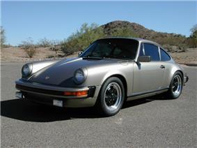 Porsche 911 SC.