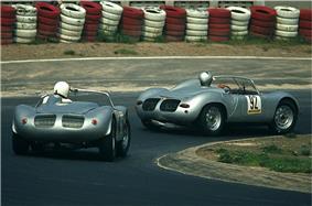 two 718 RSKs at Nürburgring