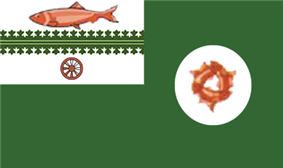Flag of Port Coquitlam