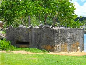 Agana-Hagatna Pillbox