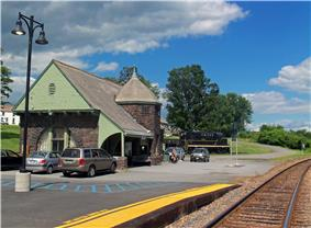 Delaware & Hudson Railroad Depot