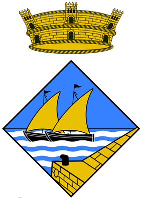 Coat of arms of Portbou