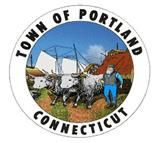 Official seal of Portland, Connecticut