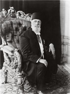 Portrait of Abdülmecid II
