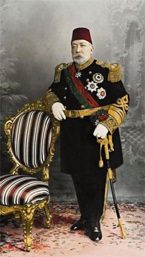 Portrait of Mehmed V