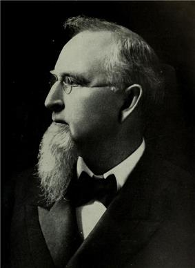 Portrait of Thomas H. Carter