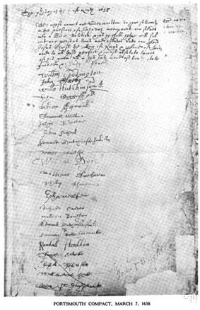 A document with some hand-written and difficult to read text at the top, followed by 23 signatures, some of which are also difficult to read, with some washed-out text appearing in the margins. The document appears old and fragile.