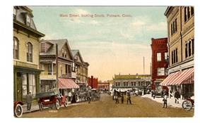 Main Street about 1915