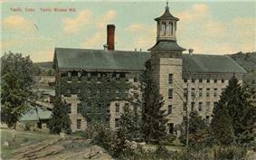Yantic Woolen Company Mill