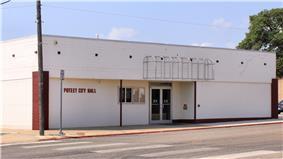 Poteet City Hall