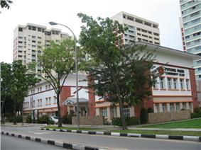 Potong Pasir Community Club in Potong Pasir
