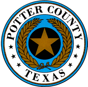 Seal of Potter County, Texas