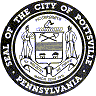 Official seal of Pottsville, Pennsylvania