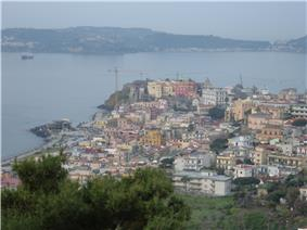 Panorama of Pozzuoli