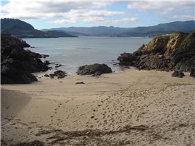 Orbeiro Beach.