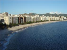 View of Icaraí Beach
