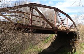 Prairie Dog Creek Bridge