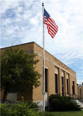 Prairie du Chien Post Office