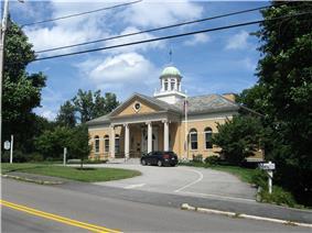 Pratt Historic Building