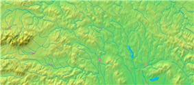 Location in the Prešov Region