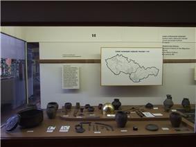 Early Slav artefacts
