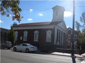 Presbyterian Church of Fredericksburg
