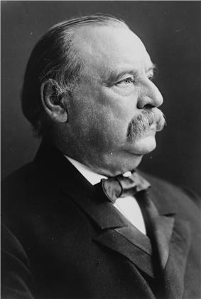 Grover Cleveland, 24th President of the United States