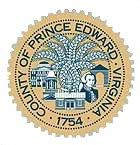 Seal of Prince Edward County, Virginia