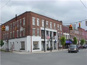 Tunkhannock Historic District