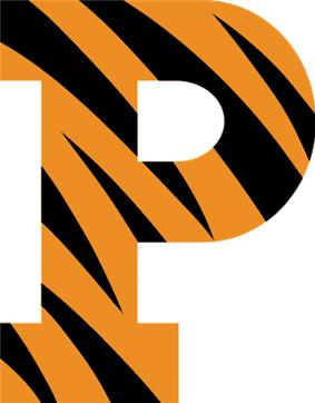 Princeton Tigers athletic logo