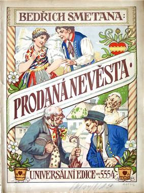 Brightly illustrated cover of a Czech edition of the