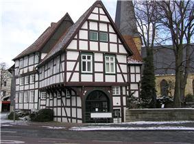 Veerhoffhaus, built in 1649