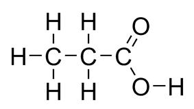 Full structural formula