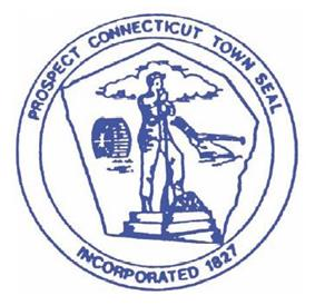 Official seal of Prospect, Connecticut